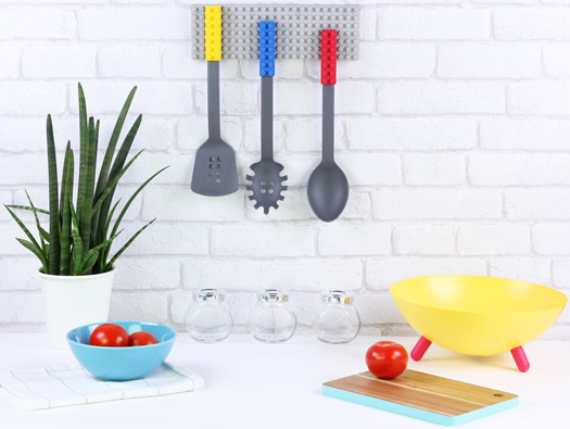 Cooking Blocks Kitchen Utensils
