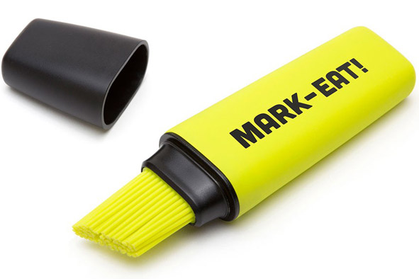 Mark-Eat! Basting Brush