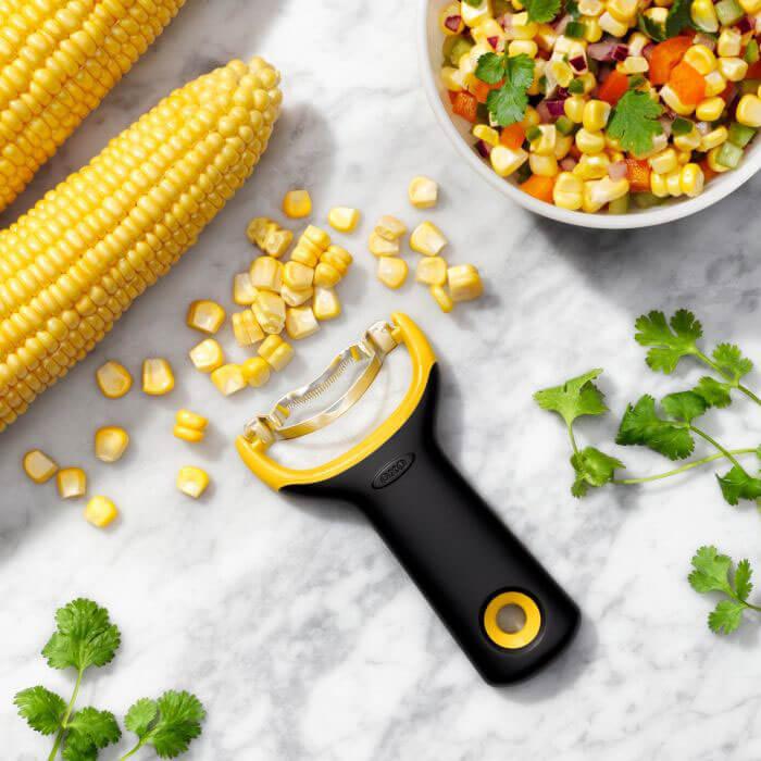 Corn Prep Peeler