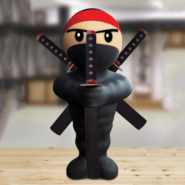 Messerblock Ninja