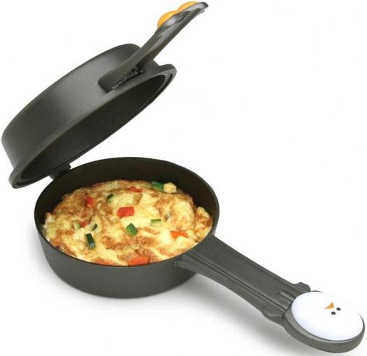 Padella Gira Omelette Antiaderente