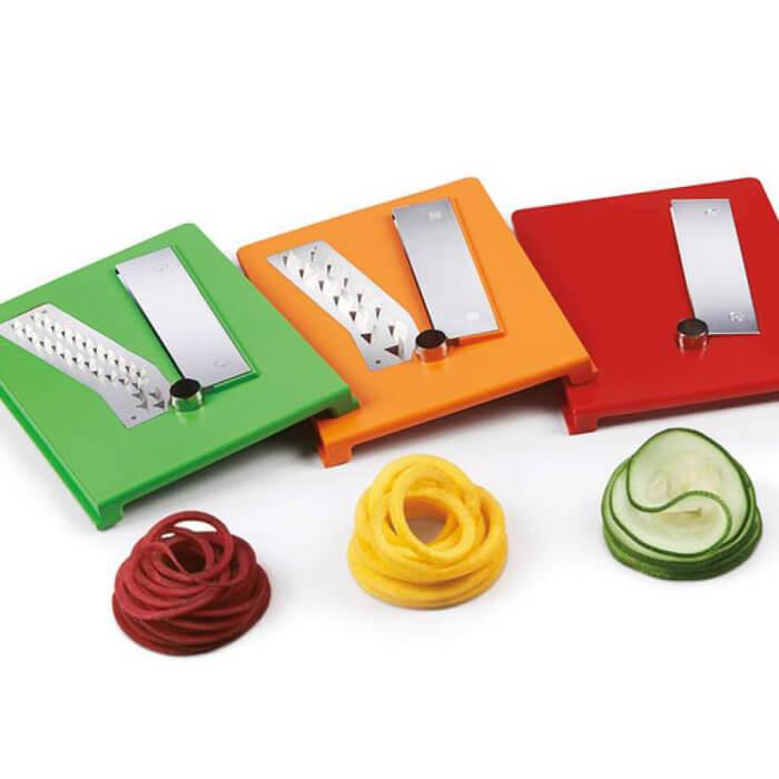 Spiralizer - Der praktische Gemüseschneider