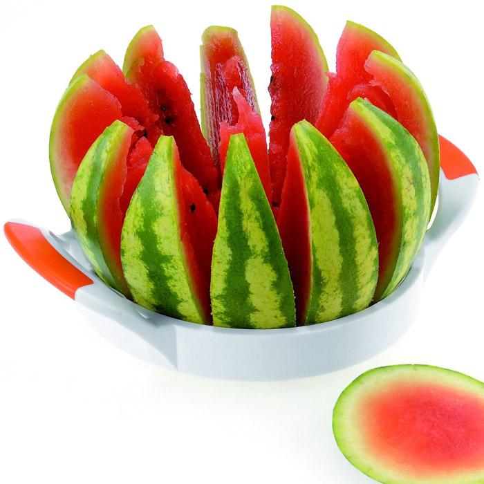 Melonen- und Ananasschneider