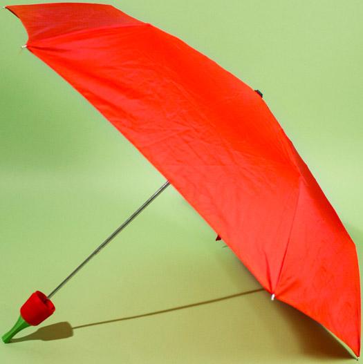 Regenschirm Chilischote