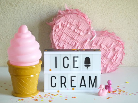 Icecream Light Pink