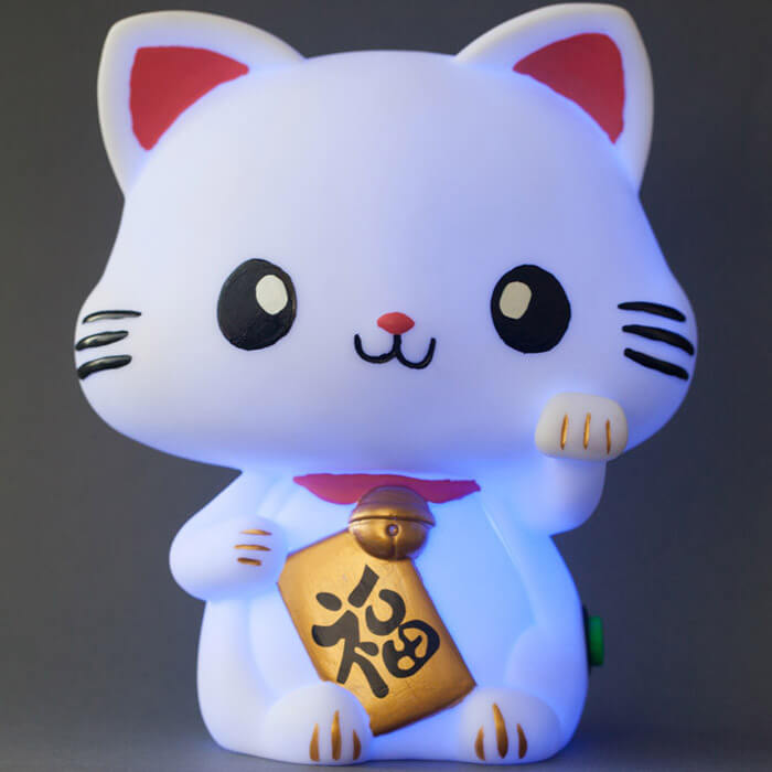 Lucky Meow Mood Light