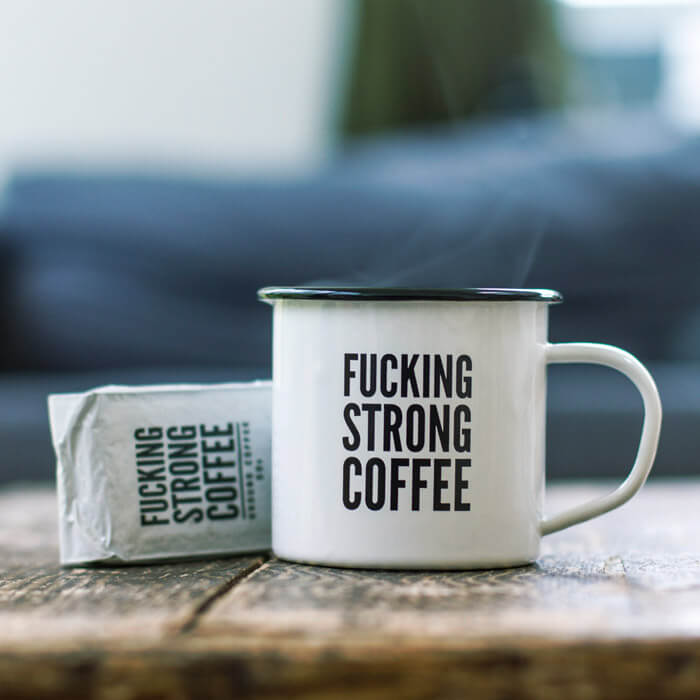 F*cking Strong Coffee Set