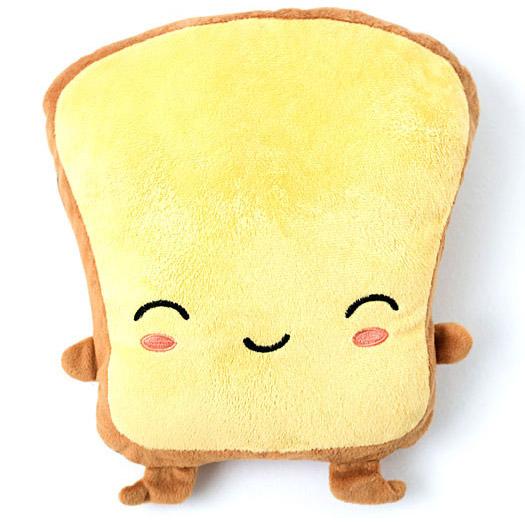 Coussin Chauffant Toast