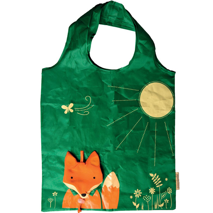 Foldable Shopping Bag Fox