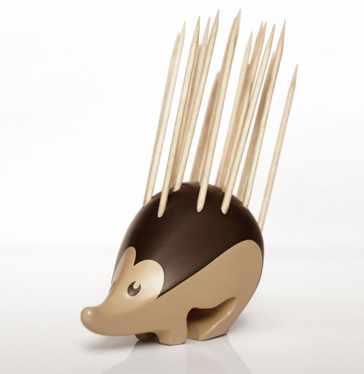 Hegdehog Toothpick Holder