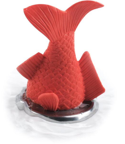 Tappo per vasca da bagno pesce rosso gadgets idee - Tappo vasca da bagno ...