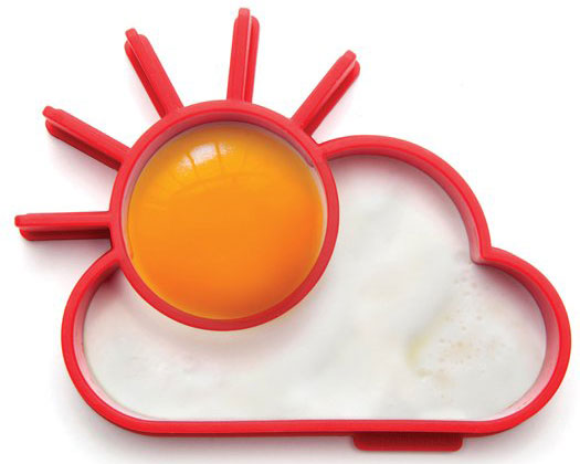 SunnySide Egg Mould