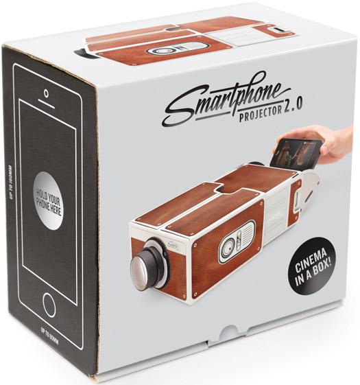 Smartphone Projector