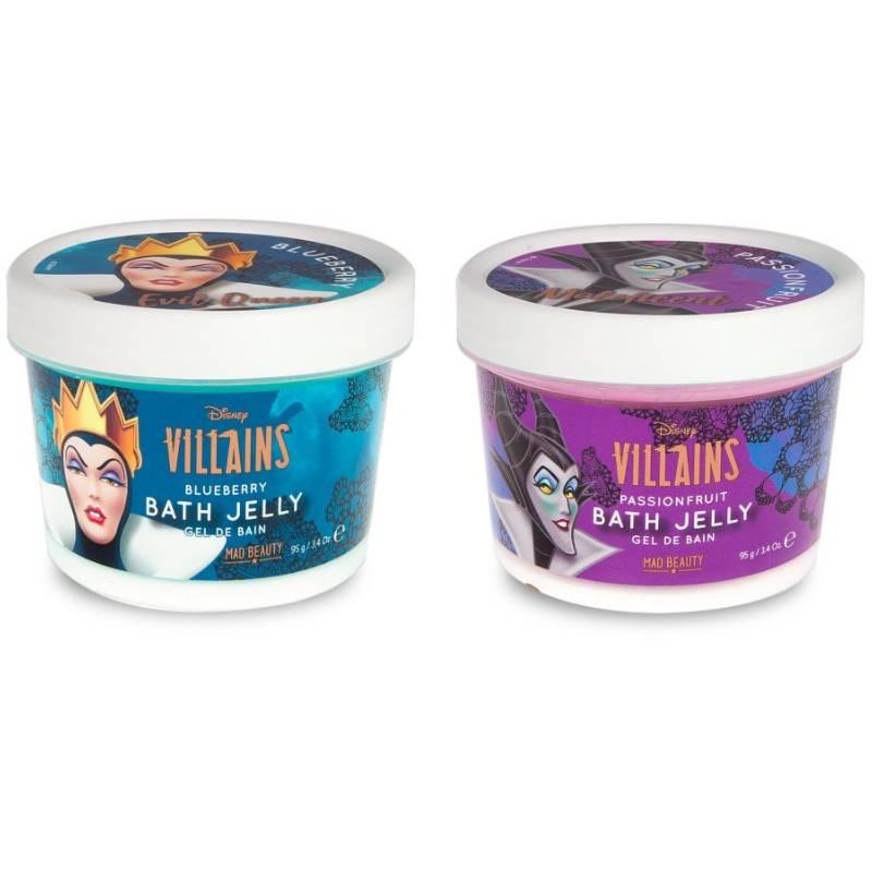 Disney Villains Bath Jelly Set