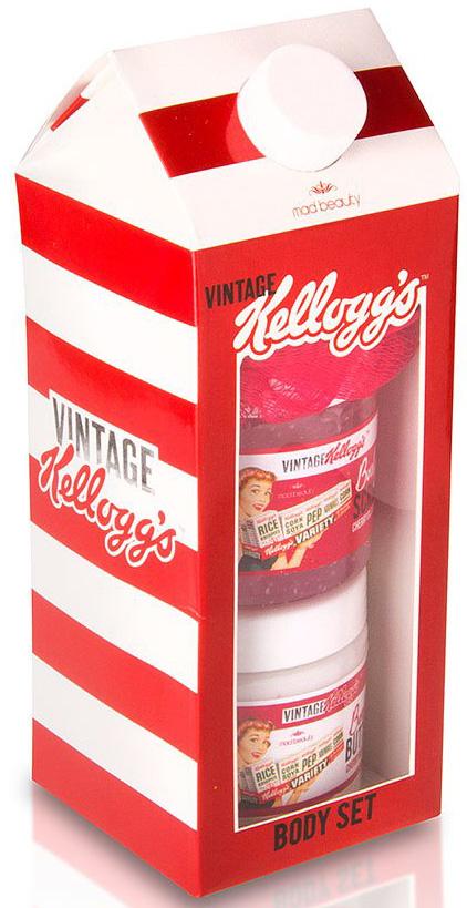 Kellogg's Vintage Body Geschenkset