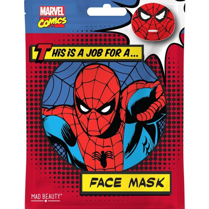 Maschera Trattamento Viso Uomo Ragno