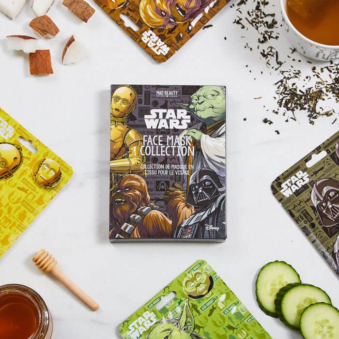 Star Wars Face Mask Set