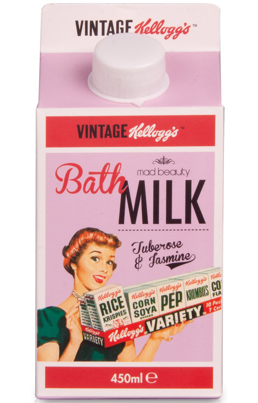Kellogg's Vintage Bademilch