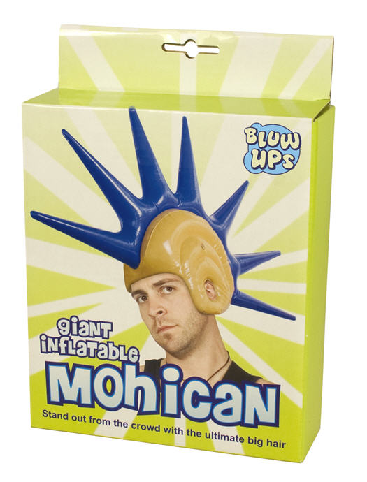 Massive Heads - Inflatable Mohican