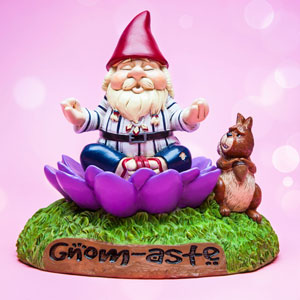 The Gnome-aste Garden Gnome