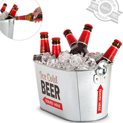Beer cooler Party Time