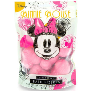 Disney Minnie Mouse Bath Fizzers