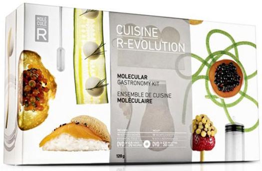 Kit di cucina molecolare gadgets idee regalo originali