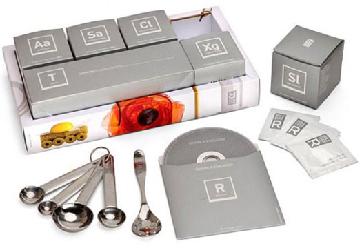 Molekularküche Geschenkset - Gadgets und Geschenke