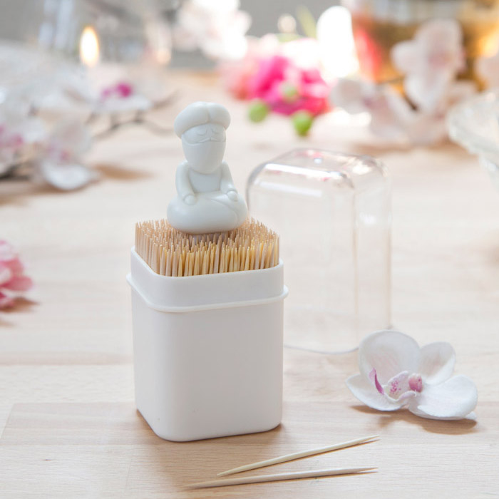 Babu Toothpick Holder