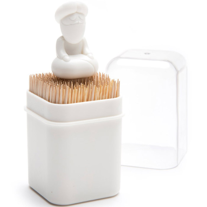 Dispenser di Stuzzicadenti Guru