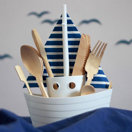 Besteckhalter Dinner Boat