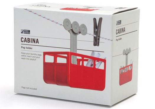 Cabina Peg holder