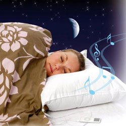 Cuscino Musicale - Sound Asleep