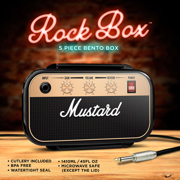 Bento Box Gitarrenverstärker