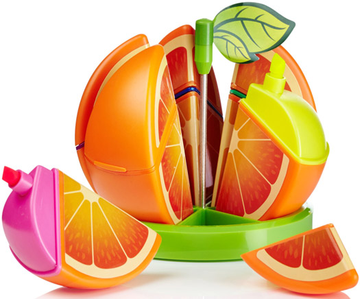 Fruity Highlighters Orange