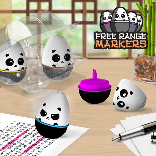 Panda Markers