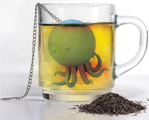 Oktopus Tee Ei