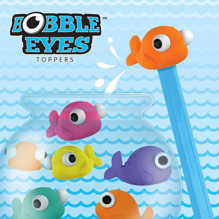 Radiergummi-Set Fische