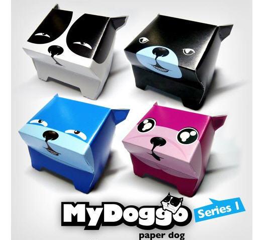 MyDoggo Hund zum Basteln