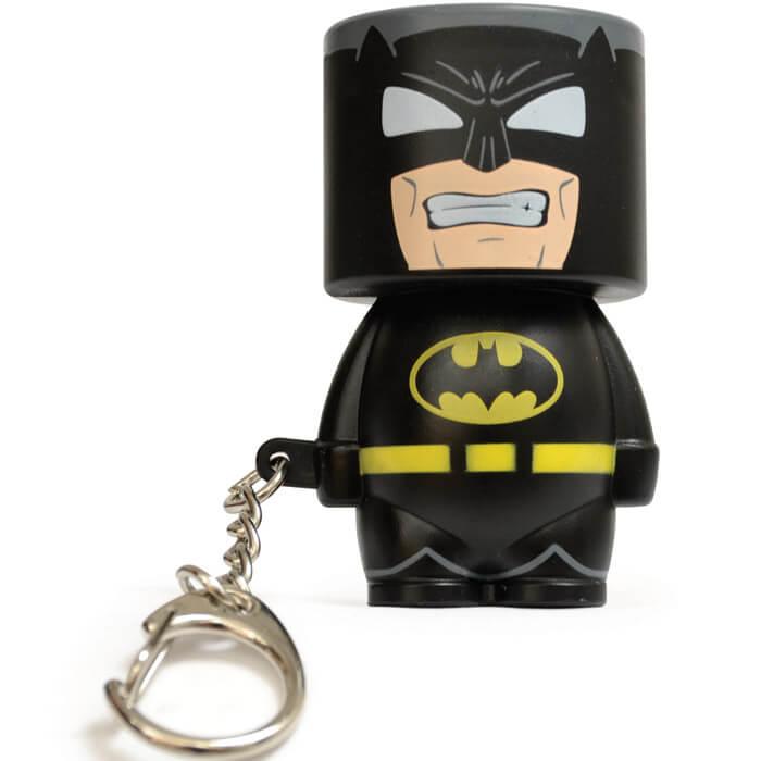Batman Schlüsselanhänger mit Licht