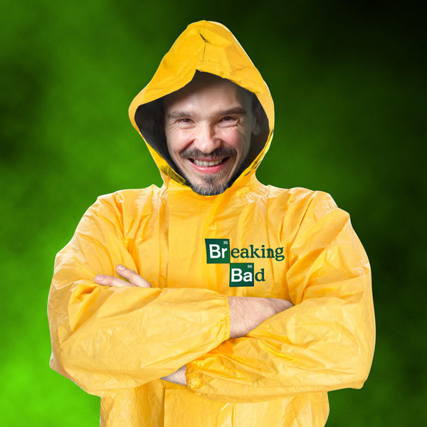Breaking Bad Anzug