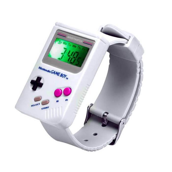 Gameboy Uhr