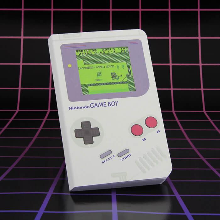 Game Boy Notizbuch