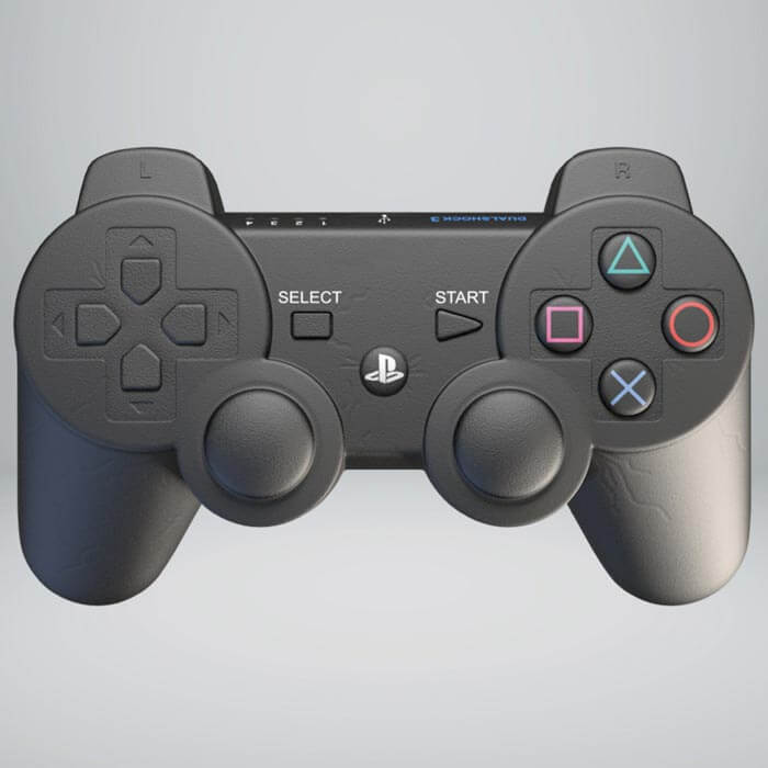 Manette Playstation Anti-Stress
