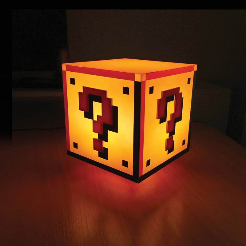 Question Block Light