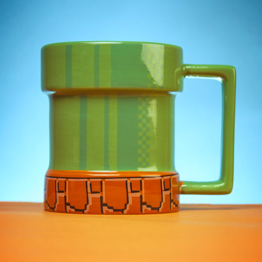 Warp Pipe Mug
