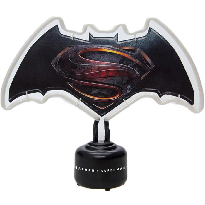 Batman v Superman Lampe