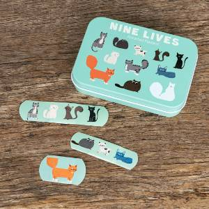 Nine Lives Plasters