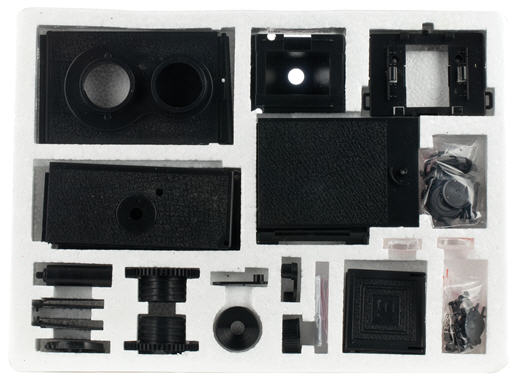 Recesky Twin-Lens Reflex Camera