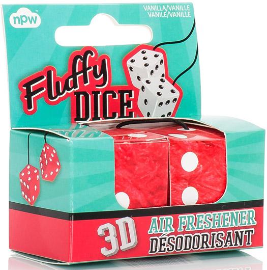 3D Air Freshener Dice